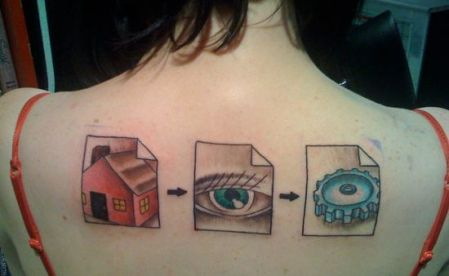 weblayer tattoo