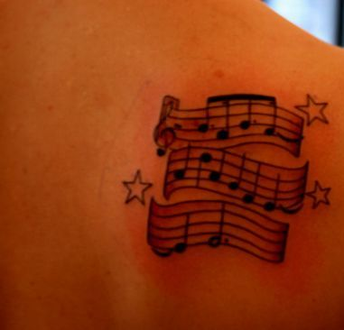 song tattoo