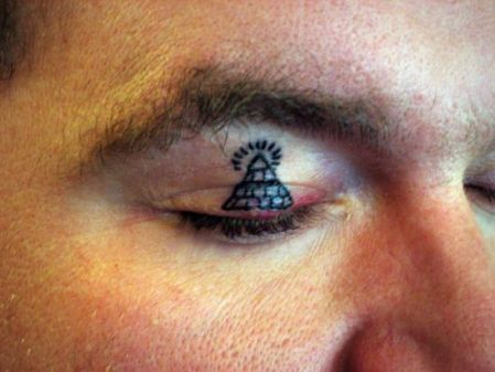 sleepless eyes crazy eyelid tattoo